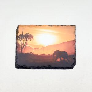 Tablou din piatra - foto print
